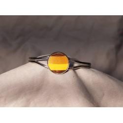 Bracelet marqueté en metal 12